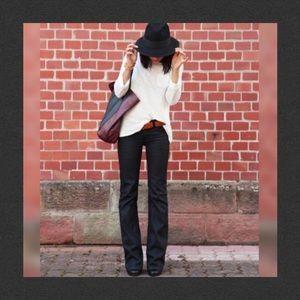 Pants - MEL Black Corduroy Bootcut Pants
